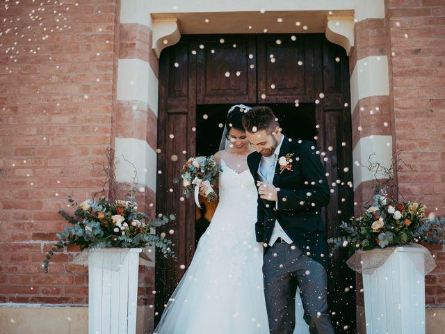 Il matrimonio di Davide e Chiara a Monte San Pietro, Bologna 62