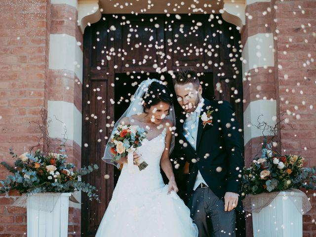 Il matrimonio di Davide e Chiara a Monte San Pietro, Bologna 63