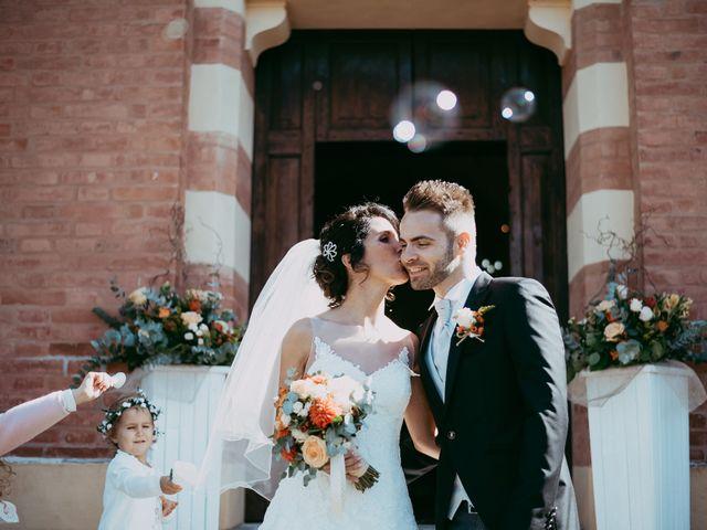 Il matrimonio di Davide e Chiara a Monte San Pietro, Bologna 65
