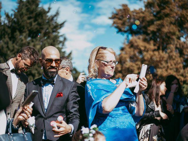Il matrimonio di Davide e Chiara a Monte San Pietro, Bologna 68