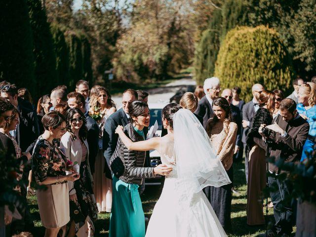 Il matrimonio di Davide e Chiara a Monte San Pietro, Bologna 69