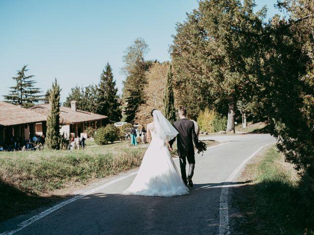 Il matrimonio di Davide e Chiara a Monte San Pietro, Bologna 74
