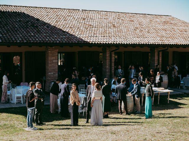 Il matrimonio di Davide e Chiara a Monte San Pietro, Bologna 75