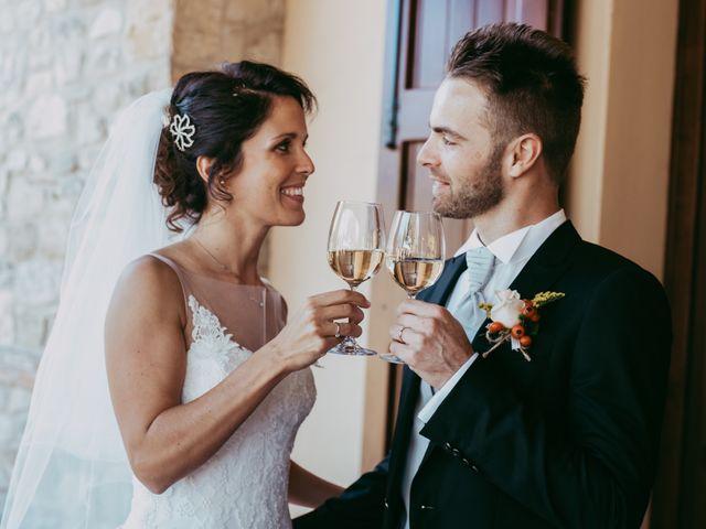Il matrimonio di Davide e Chiara a Monte San Pietro, Bologna 76