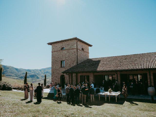 Il matrimonio di Davide e Chiara a Monte San Pietro, Bologna 77
