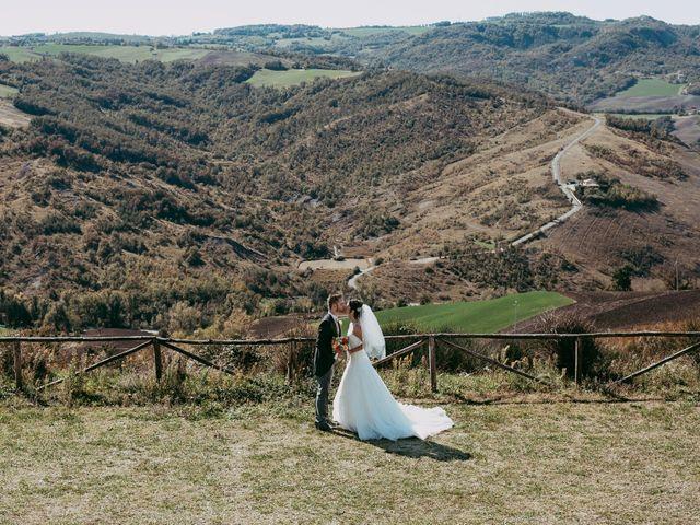 Il matrimonio di Davide e Chiara a Monte San Pietro, Bologna 79