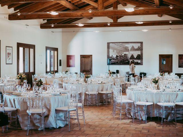 Il matrimonio di Davide e Chiara a Monte San Pietro, Bologna 80