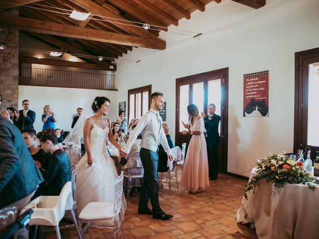 Il matrimonio di Davide e Chiara a Monte San Pietro, Bologna 85
