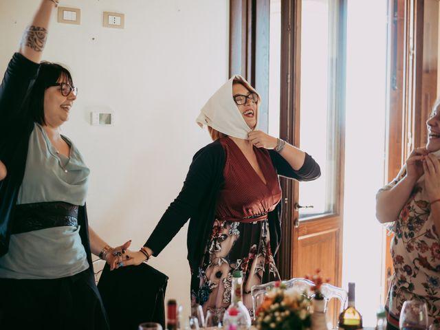 Il matrimonio di Davide e Chiara a Monte San Pietro, Bologna 92