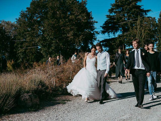Il matrimonio di Davide e Chiara a Monte San Pietro, Bologna 100