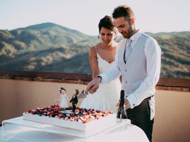 Il matrimonio di Davide e Chiara a Monte San Pietro, Bologna 104