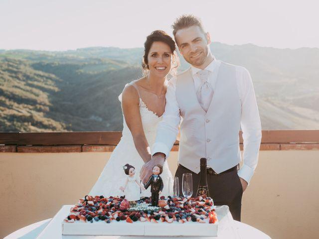 Il matrimonio di Davide e Chiara a Monte San Pietro, Bologna 105