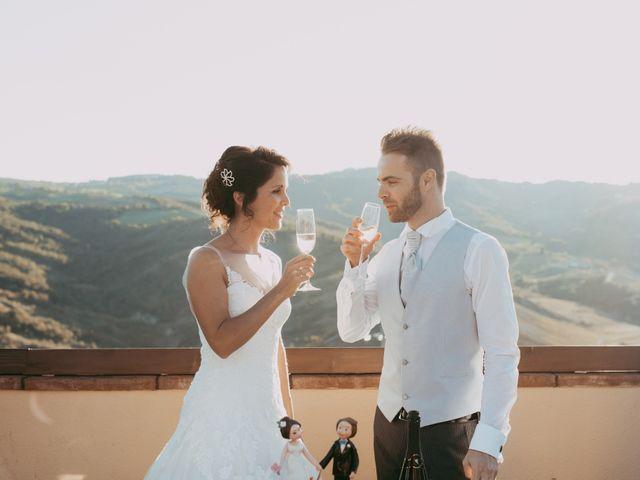 Il matrimonio di Davide e Chiara a Monte San Pietro, Bologna 107