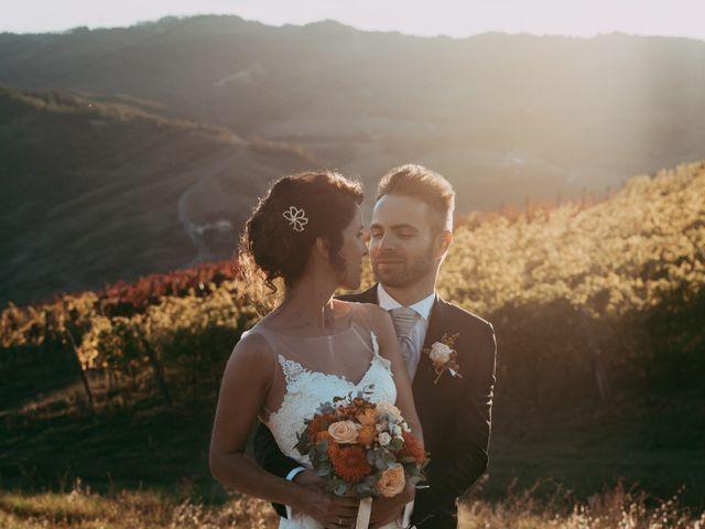 Il matrimonio di Davide e Chiara a Monte San Pietro, Bologna 120
