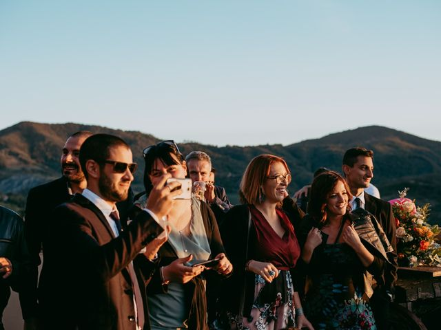 Il matrimonio di Davide e Chiara a Monte San Pietro, Bologna 127