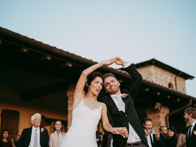Il matrimonio di Davide e Chiara a Monte San Pietro, Bologna 135