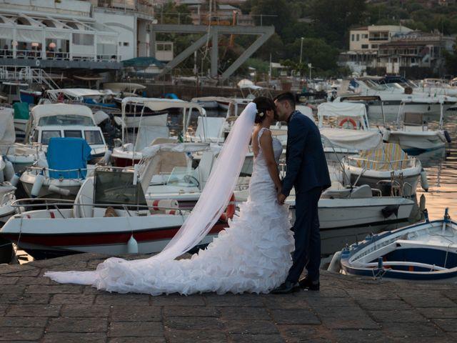 Il matrimonio di Alessio e Federica a Catania, Catania 7