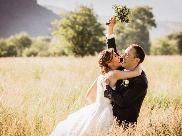 le nozze di Francesca e Gaetano
