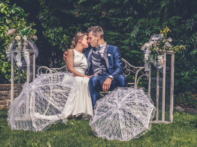 le nozze di Cristina e Paolo