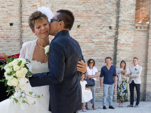 Il matrimonio di Ronnie e Aferdita a Russi, Ravenna 7
