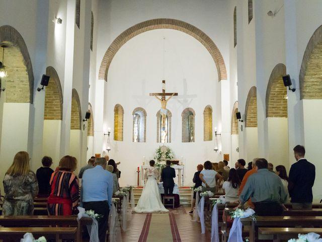 Il matrimonio di Ronnie e Aferdita a Russi, Ravenna 9