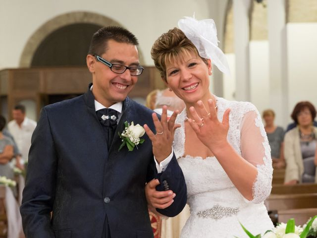 Il matrimonio di Ronnie e Aferdita a Russi, Ravenna 11