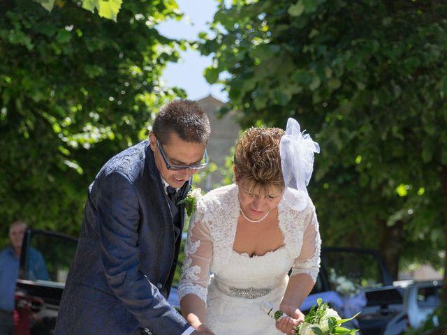 Il matrimonio di Ronnie e Aferdita a Russi, Ravenna 17