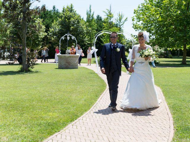 Il matrimonio di Ronnie e Aferdita a Russi, Ravenna 19