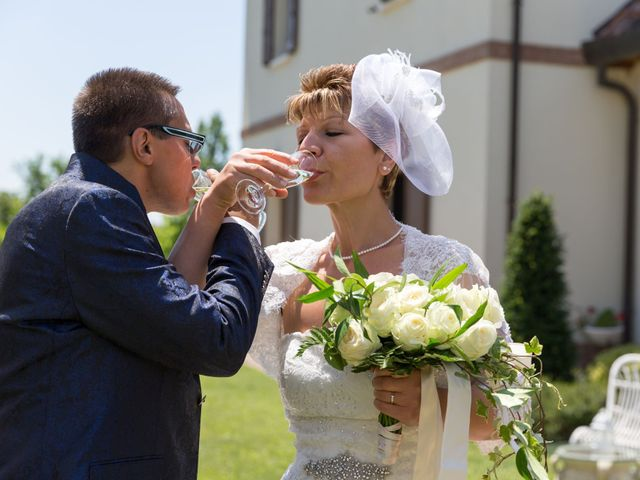Il matrimonio di Ronnie e Aferdita a Russi, Ravenna 20