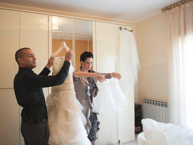 Il matrimonio di Giuseppe e Giada a Terme Vigliatore, Messina 5