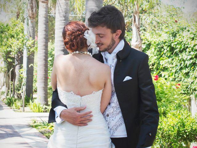 Il matrimonio di Giuseppe e Giada a Terme Vigliatore, Messina 7