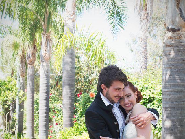 Il matrimonio di Giuseppe e Giada a Terme Vigliatore, Messina 8