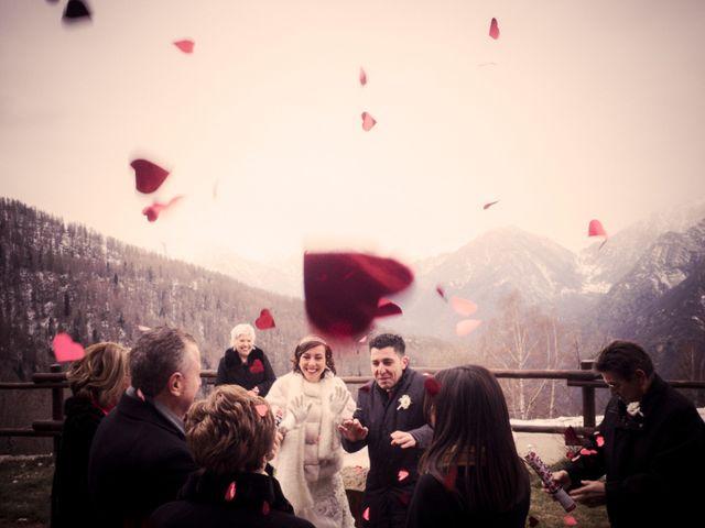 Il matrimonio di Pietro e Alessia a Aosta, Aosta 1