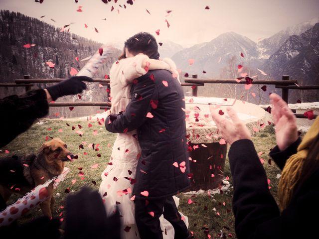 Le nozze di Alessia e Pietro