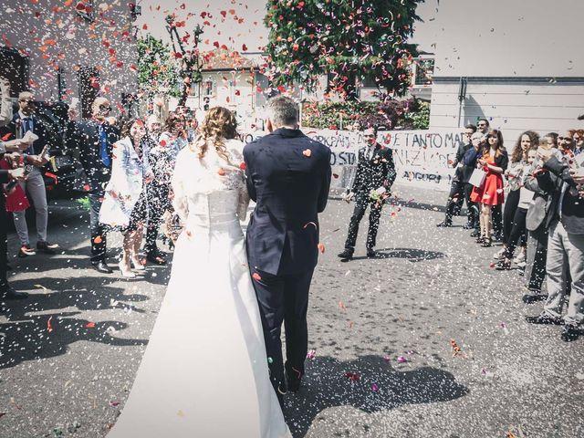 Il matrimonio di Matteo e Laura a Seregno, Monza e Brianza 26