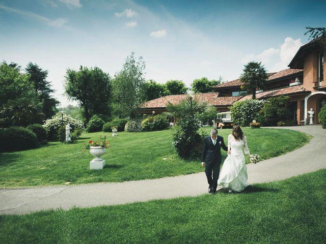 Il matrimonio di Matteo e Laura a Seregno, Monza e Brianza 32