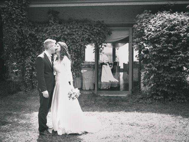 Il matrimonio di Matteo e Laura a Seregno, Monza e Brianza 34