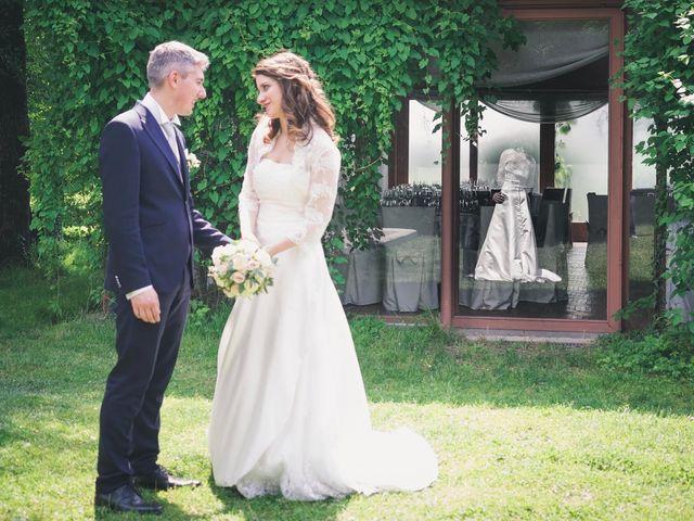 Il matrimonio di Matteo e Laura a Seregno, Monza e Brianza 35