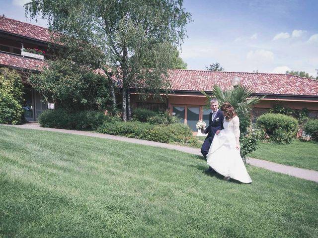 Il matrimonio di Matteo e Laura a Seregno, Monza e Brianza 39