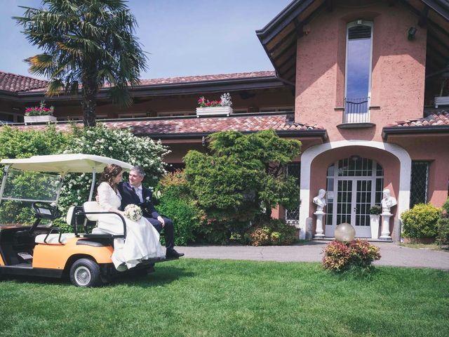 Il matrimonio di Matteo e Laura a Seregno, Monza e Brianza 40