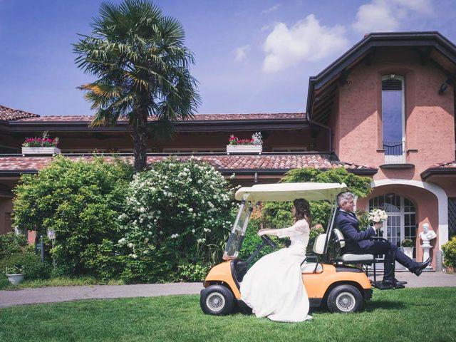 Il matrimonio di Matteo e Laura a Seregno, Monza e Brianza 2