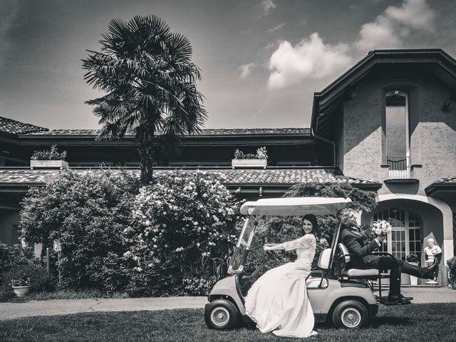 Il matrimonio di Matteo e Laura a Seregno, Monza e Brianza 41