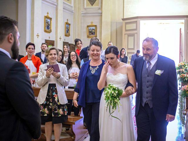 Il matrimonio di AnaLaura e Matteo a Grantorto, Padova 8