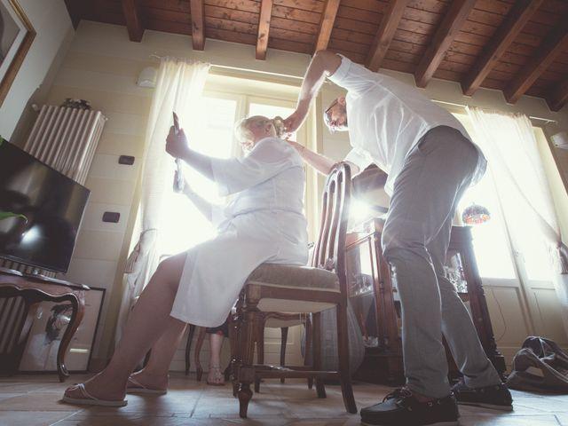 Il matrimonio di Ivan e Valentina a Galgagnano, Lodi 9