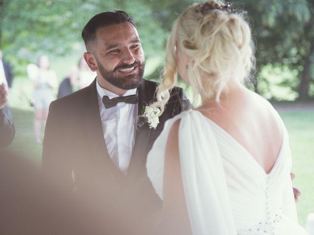 Il matrimonio di Ivan e Valentina a Galgagnano, Lodi 26