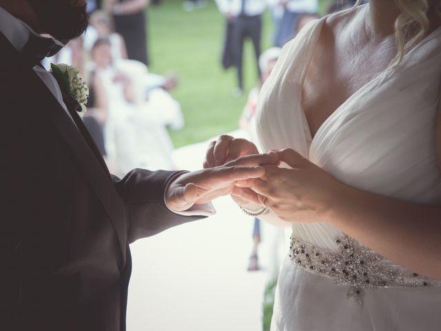 Il matrimonio di Ivan e Valentina a Galgagnano, Lodi 28
