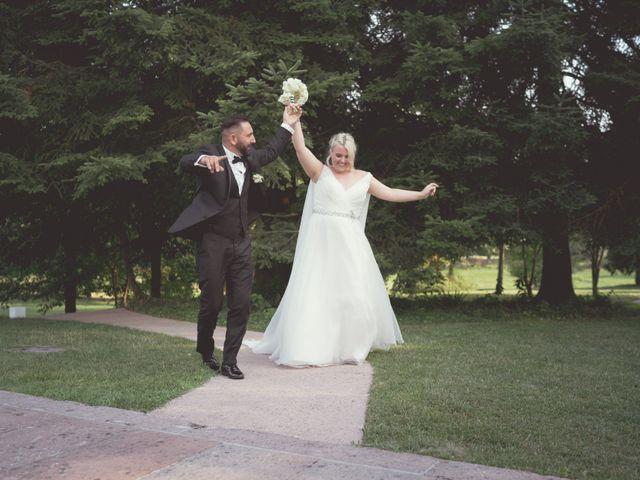 Il matrimonio di Ivan e Valentina a Galgagnano, Lodi 34