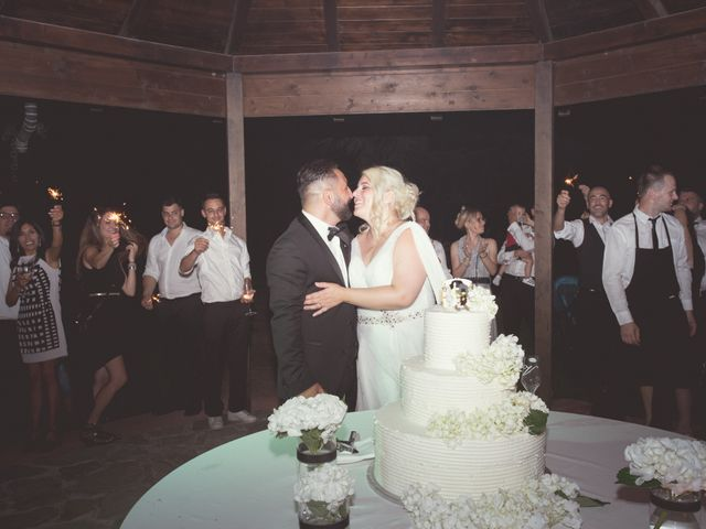 Il matrimonio di Ivan e Valentina a Galgagnano, Lodi 37