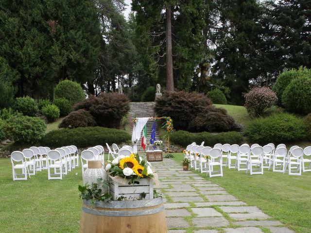 Il matrimonio di Alessio e Julia a Carnago, Varese 4