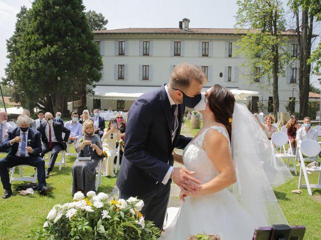 Le nozze di Julia e Alessio